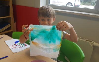 """Obrazy ,,Malowane wodą"""""""