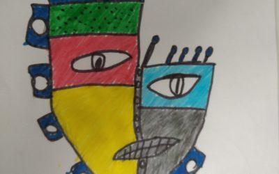 Asymetria oczami naszych uczniów