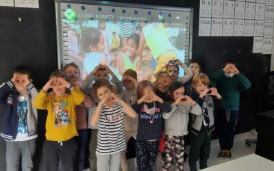 Projekt ekologiczno-charytatywny  grupa 0